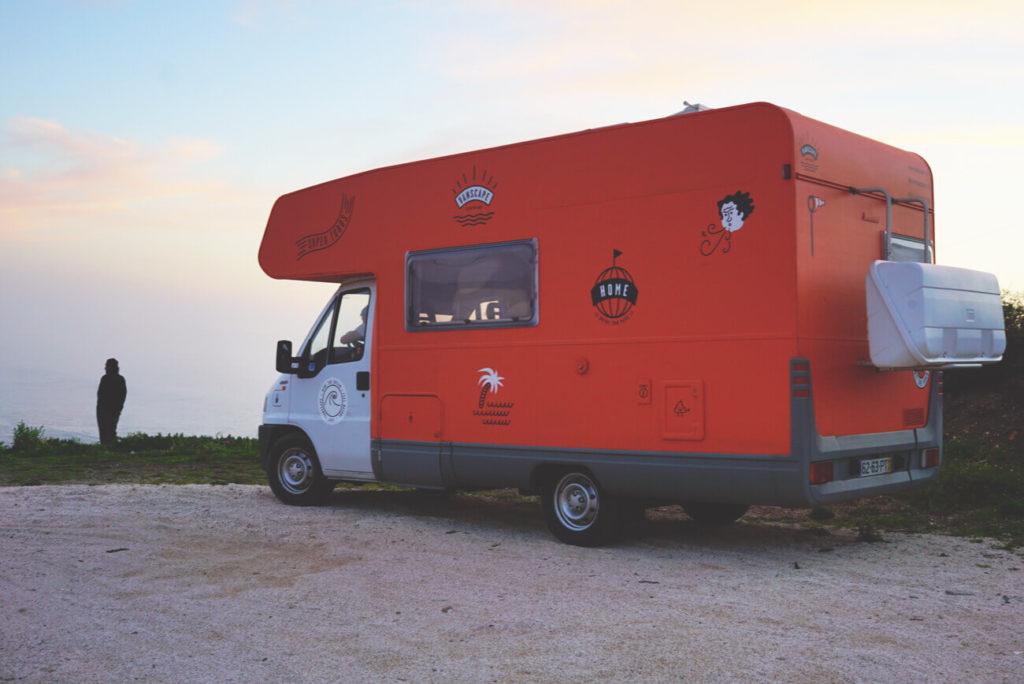 roadtrip-portugal-stellplatz-arrifana-camping