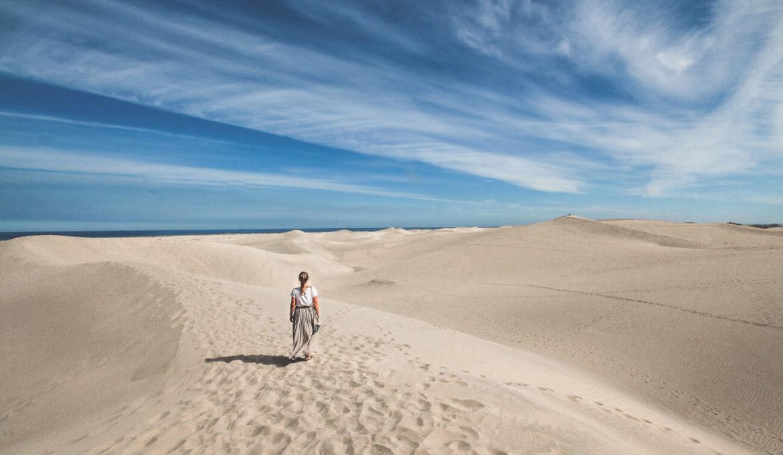 Sehenswürdigkeiten auf Gran Canaria Dünen von Maspalomas