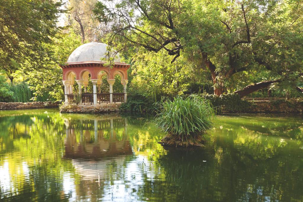 Park-Maria-Louisa-Sevilla-Sehenswuerdigkeiten