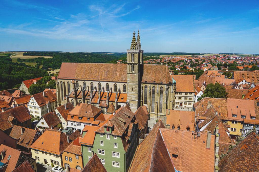 Rathausturm-Aussicht-Rothenburg-ob-der-Tauber