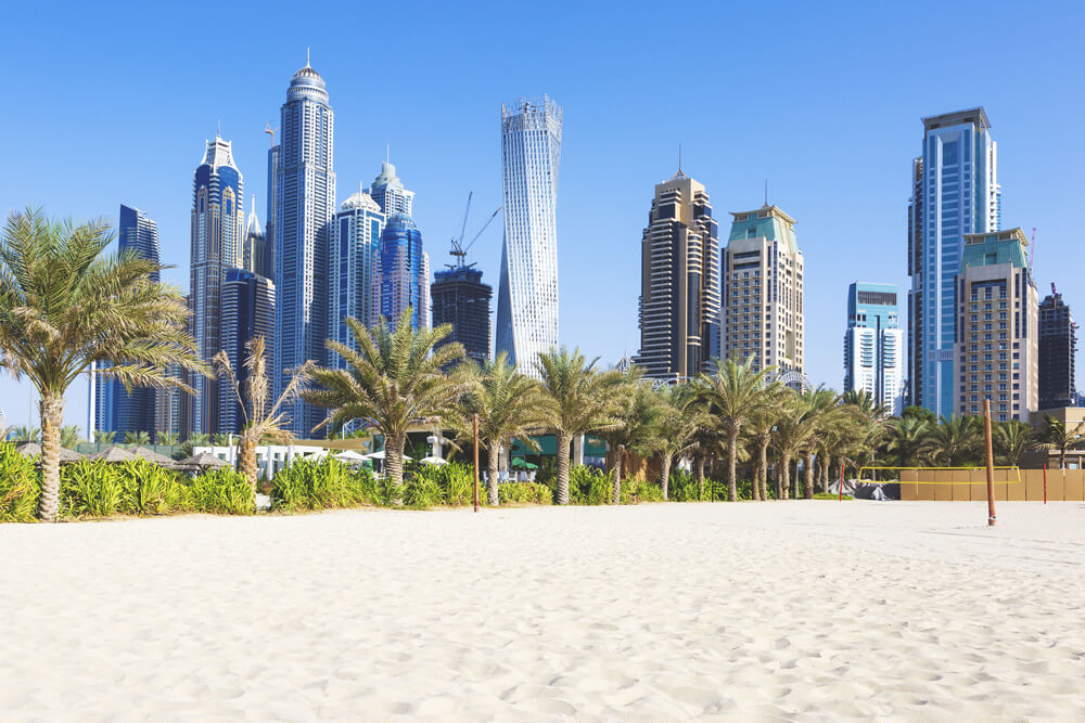 dubai-highlights-jumeirah-beach-strand
