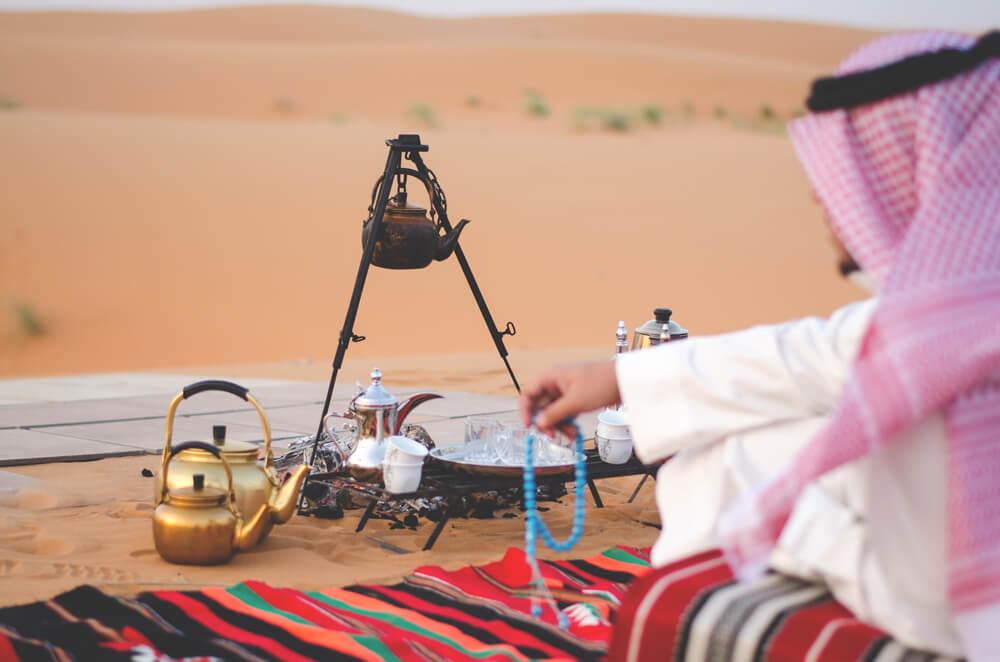 Dubai Wüste Ausflug Tour