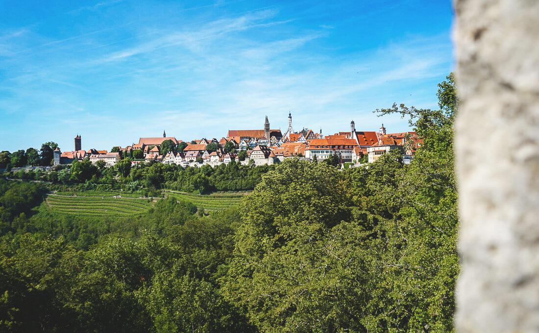 Rothenburg ob der Tauber – Sehenswürdigkeiten, Ausflüge & Tipps