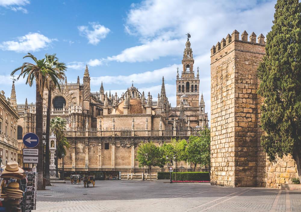 Sevilla Sehenswürdigkeiten Kathedrale