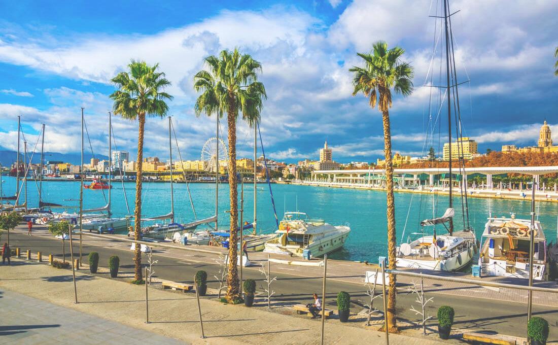 Malaga Sehenswürdigkeiten, Highlights und Reisetipps