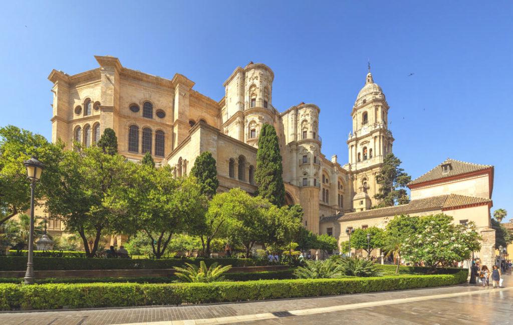 malaga-sehenswuerdigkeiten-kathedrale-kirche