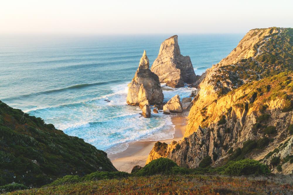 Praia da Ursa Strände in Portugal