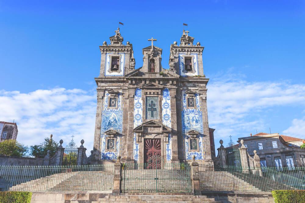sehenswuerdigkeiten-in-porto-kirche-Saint-Ildefonso