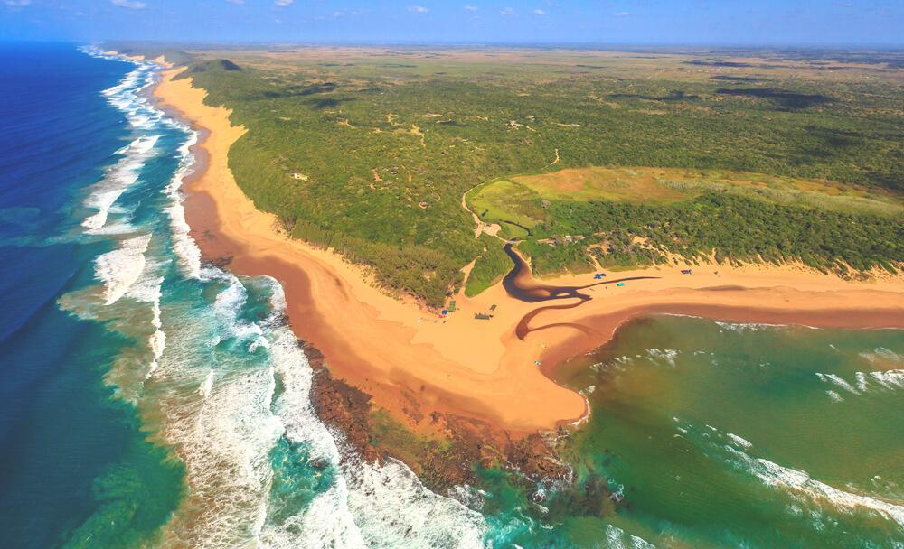 Sehenswürdigkeiten in Südafrika - Wetlands