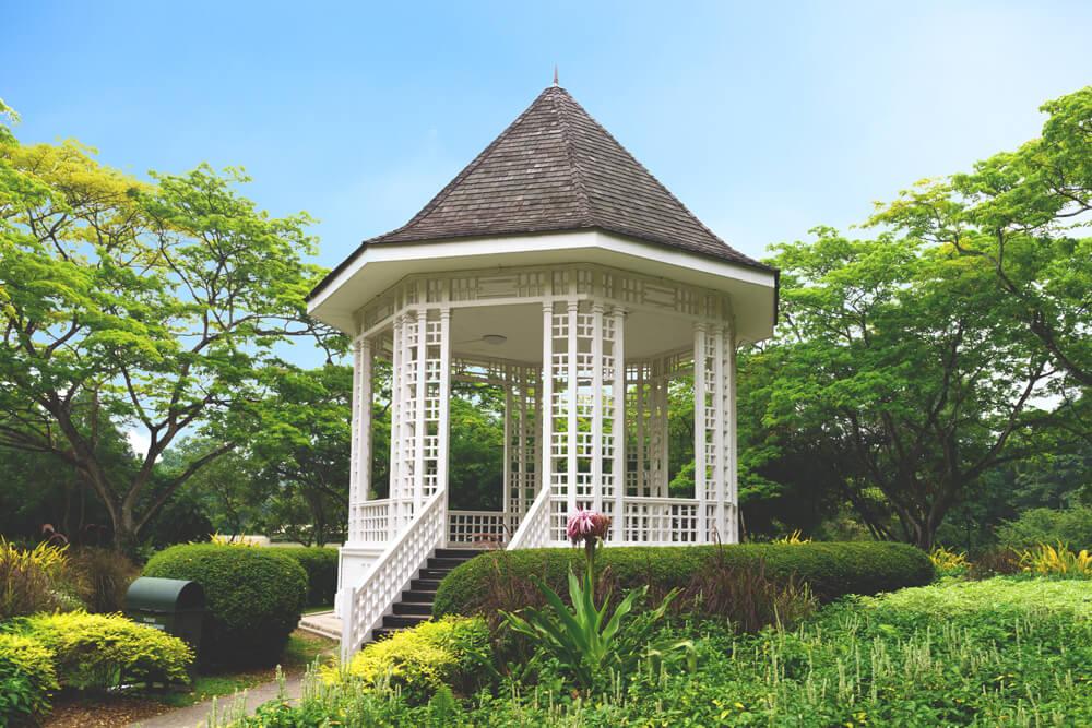 Singapur Sehenswürdigkeiten Botanischer Garten