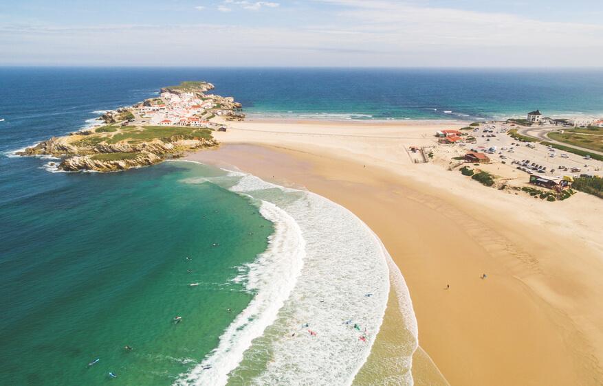schönsten Strände in Portugal Peniche
