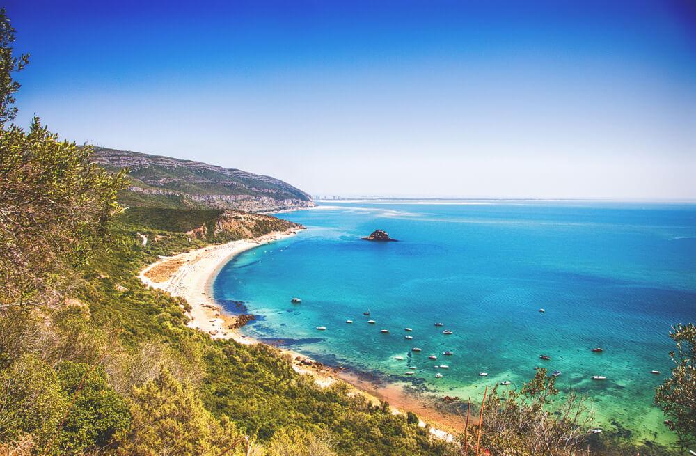 strand-portugal-Praia-Galapinhos