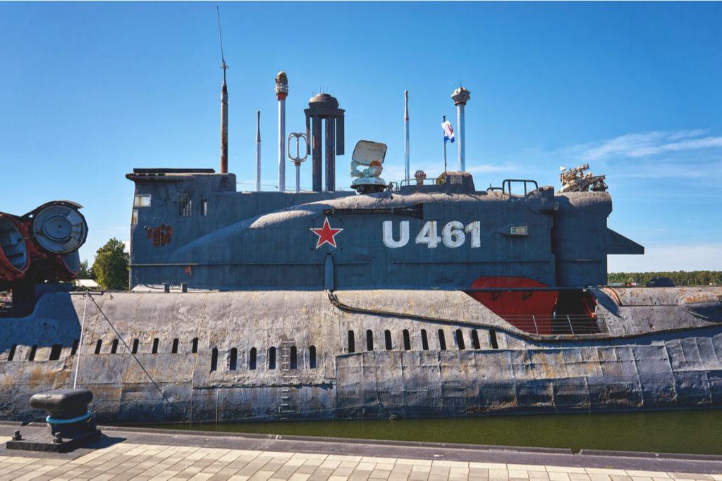 Insel-Usedom-Highlights-Peenemuende-Uboot