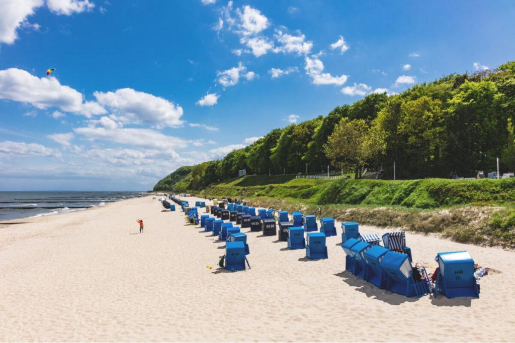 Insel-Usedom-Strand-Koserow-Ostsee