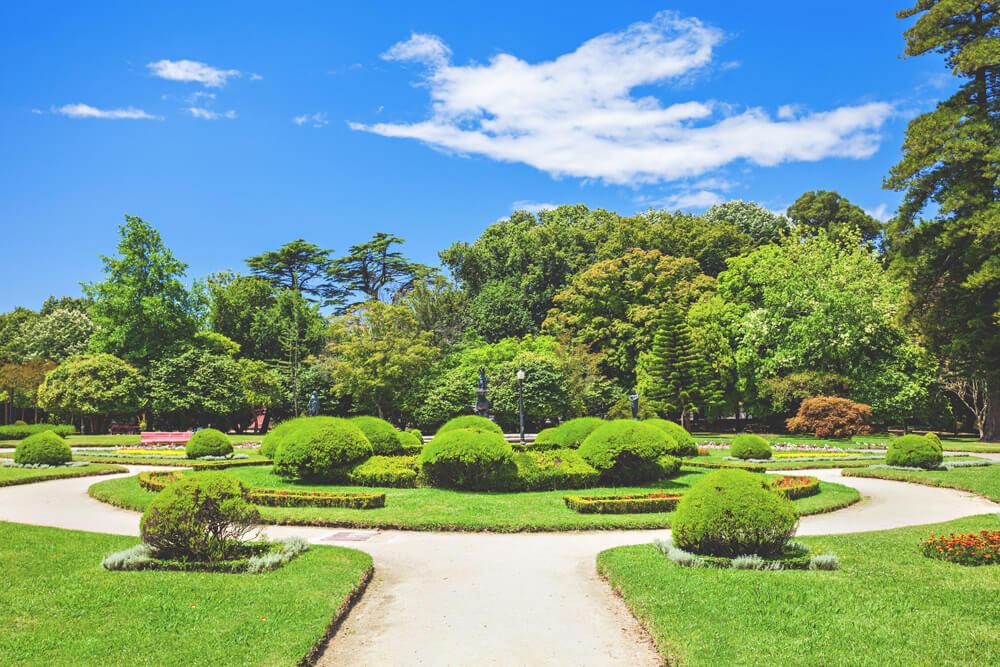porto-sehenswuerdigkeiten-Jardins-do-Palacio-de-Cristal