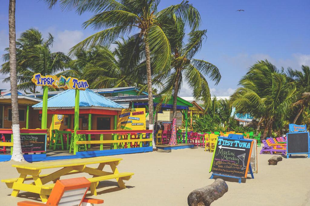 Placencia-Belize-Anreise-Ankunft-Strand