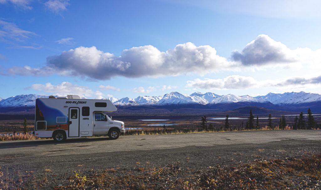 Alaska-Reise-Camper-Rundreise
