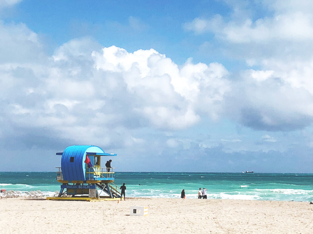 Florida-Rundreise-Strand-Miami
