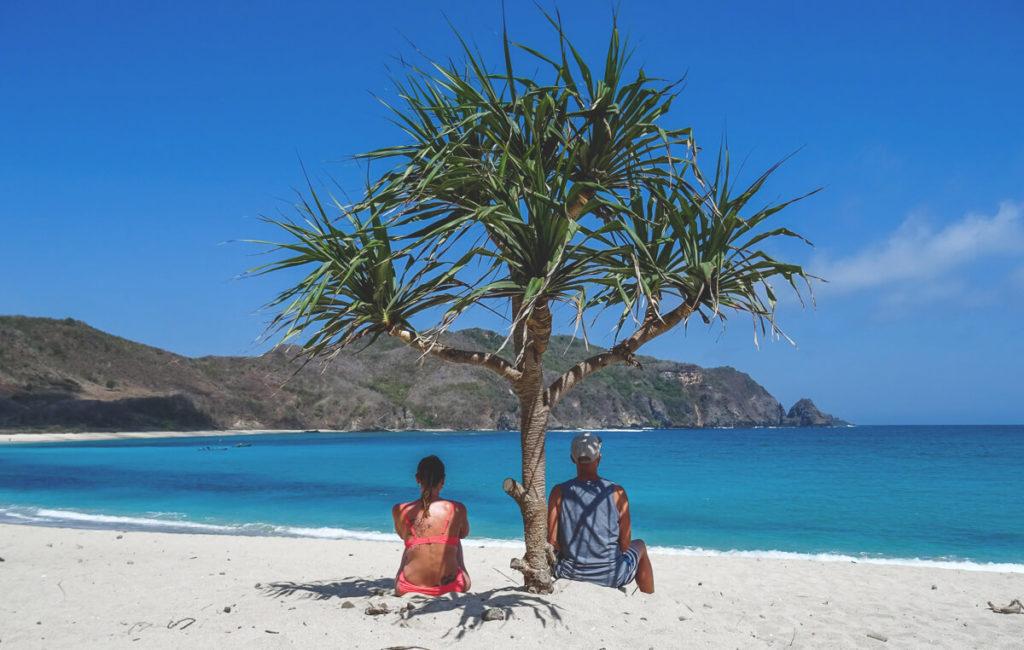 Lombok-Tipps-Mawun-Beach