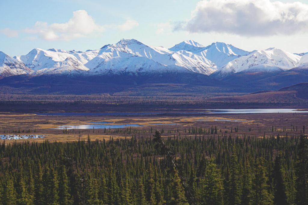 Rundreise-Alaska-Highlights-Natur-Landschaft