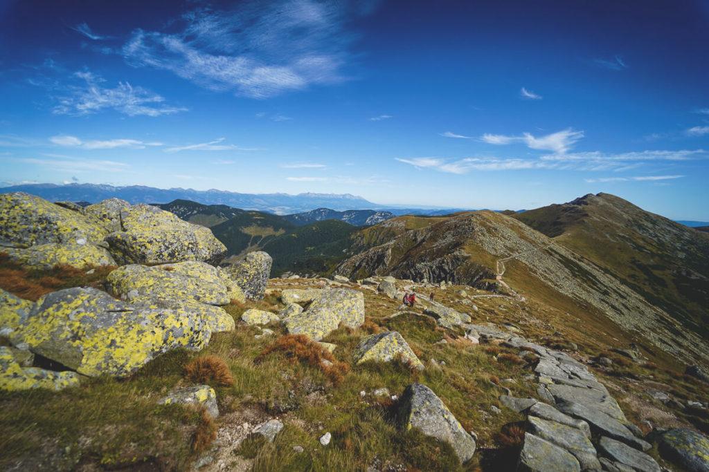Wanderung-Dumbier-Niedere-Tatra-Slowakei-Kammwanderung