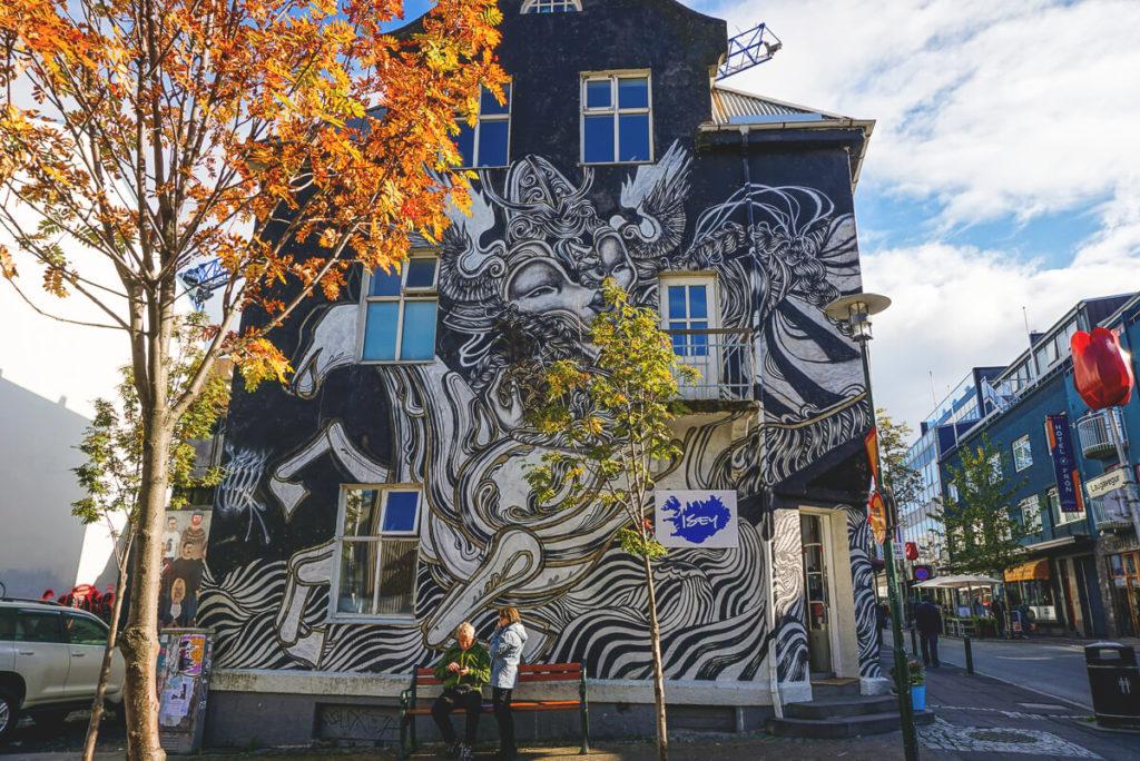 Island Sehenswürdigkeiten Reykjavik