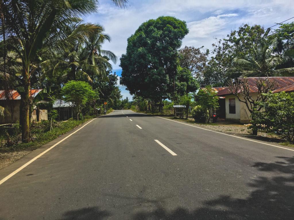 Banda-Neira-Ambon-Straßen
