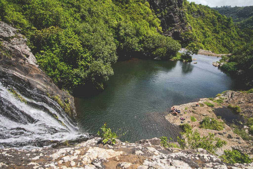 Mauritius-Ausfluege-7-Cascades-Tamarin-Falls-Wasserfall
