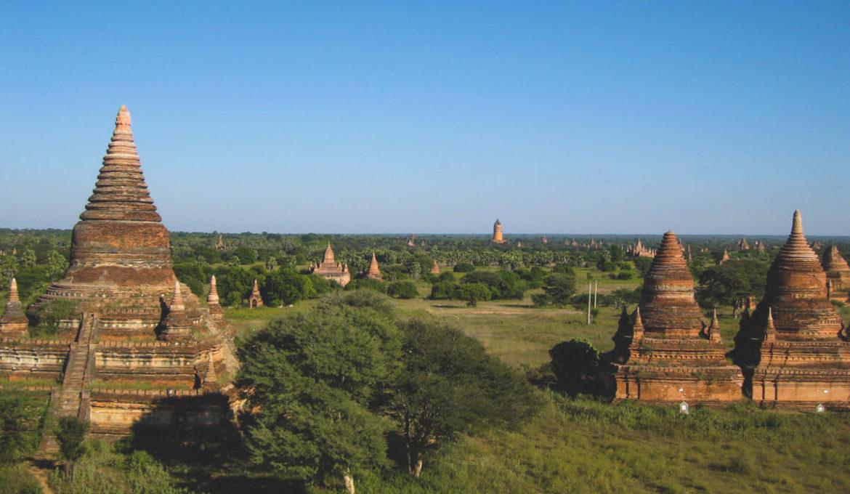 Myanmar-Rundreise-Bagan-Pagoden-1-2