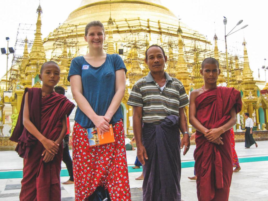 Myanmar-Rundreise-Sule-Pagode