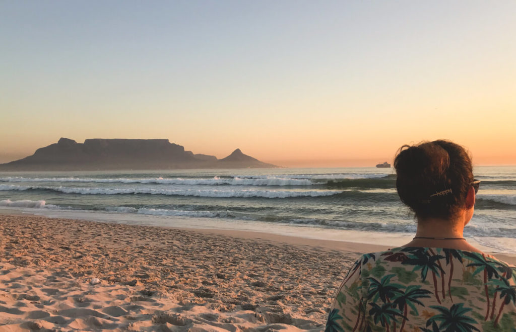 Reisereporter-Tine-Kapstadt-Blouberg-Beach
