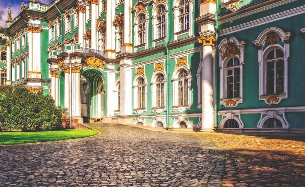 St-Petersburg-Russland-Ermitage