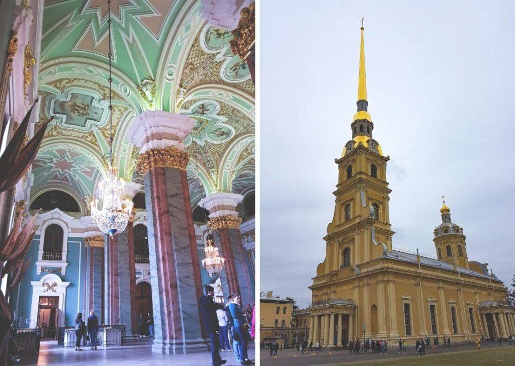 St-Petersburg-Russland-Highlights-Festung