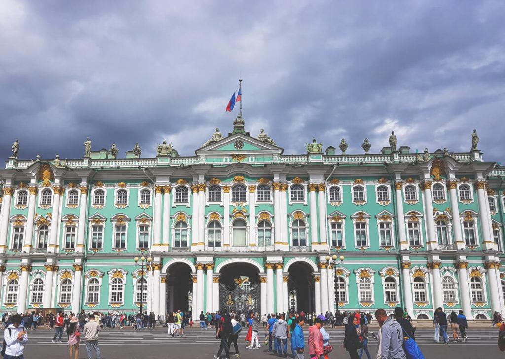St-Petersburg-RusslandEremitage
