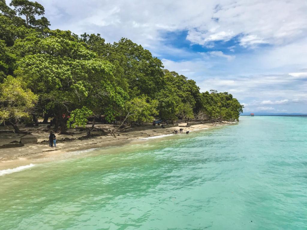 Strand-Panati-Liang-Ambon-Molukken