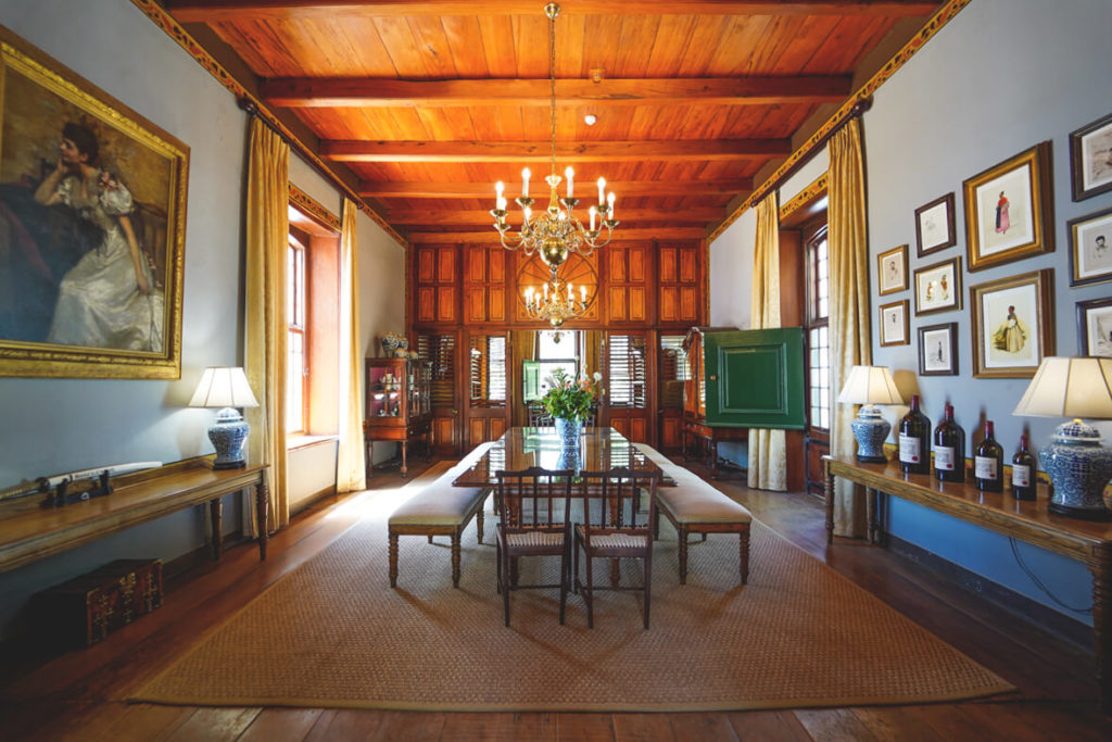 Manor-House-Boschendal-Weingut-Suedafrika