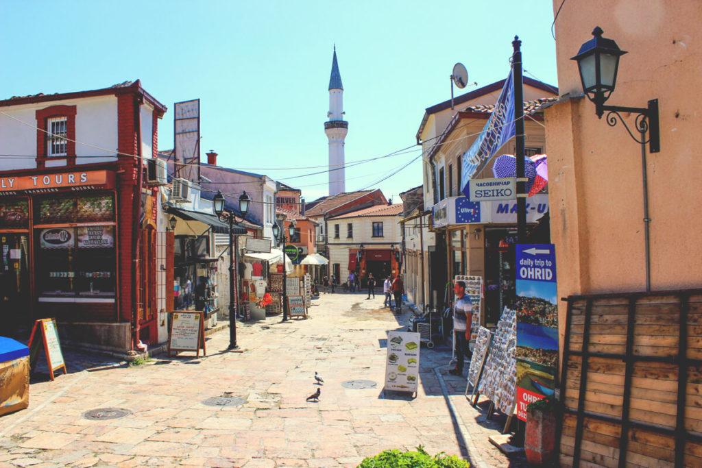 Nordmazedonien-Rundreise-Highlights-Skopje-Altstadt