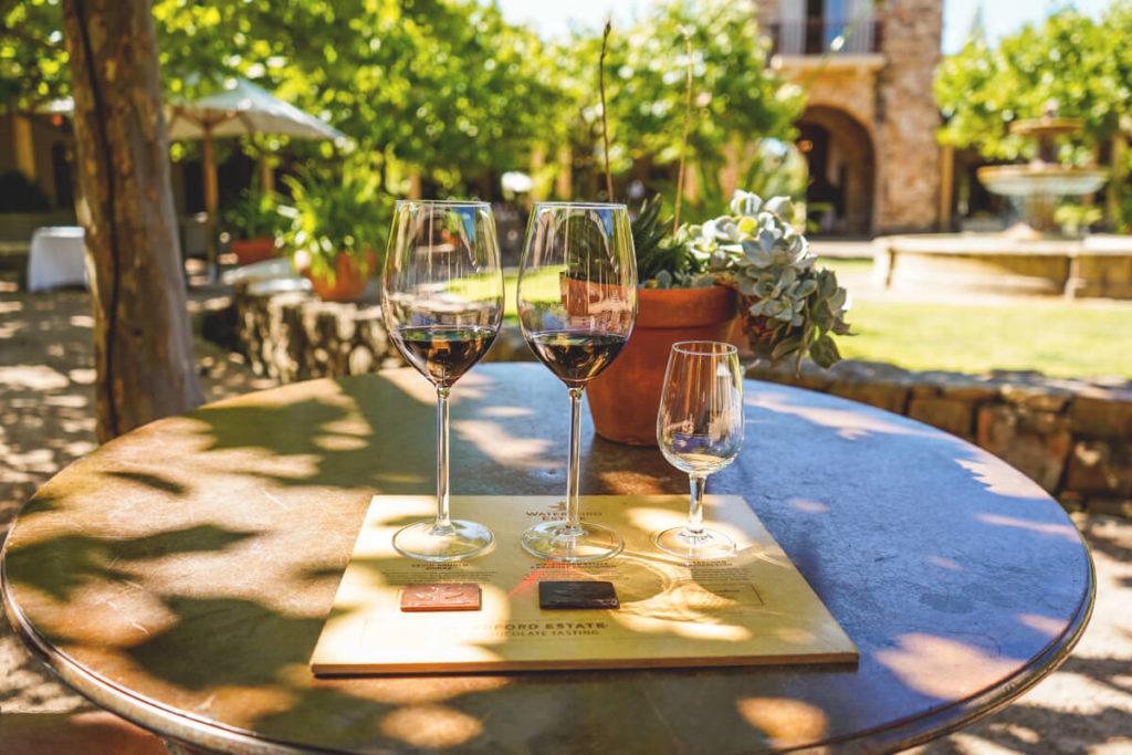 Wine-Tasting-Waterford-Estate-Winelands-Suedafrika