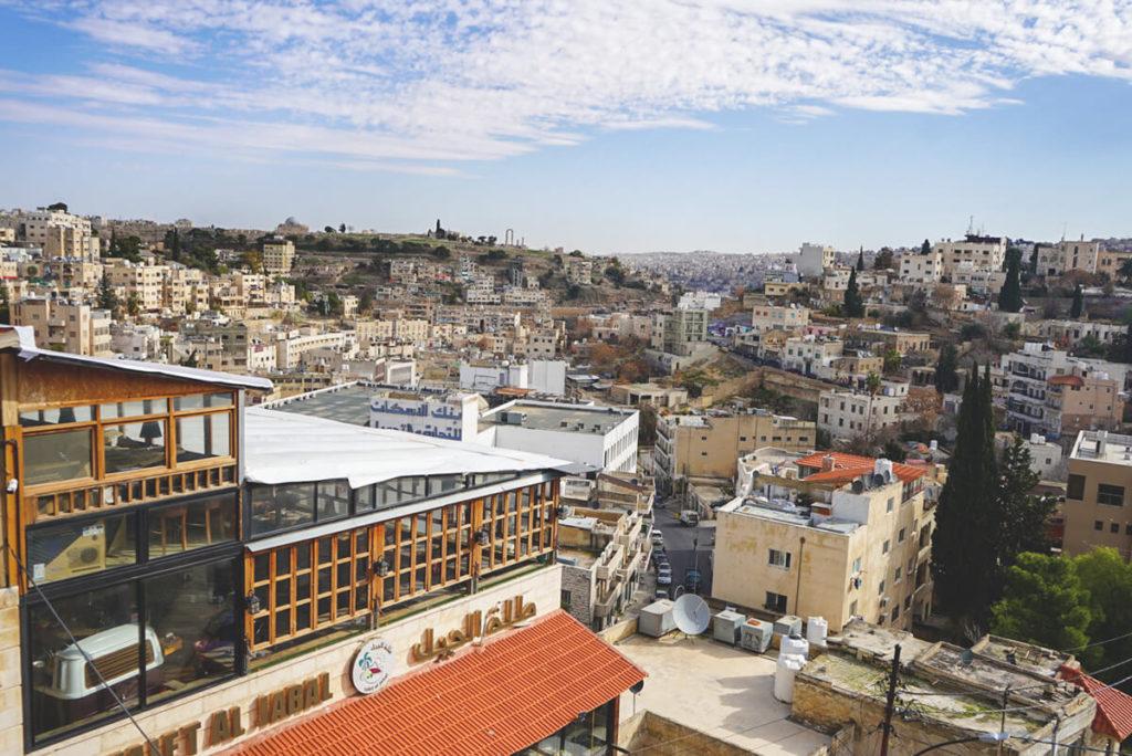 Amman-Nomads-Hotel-Terrasse-Aussicht