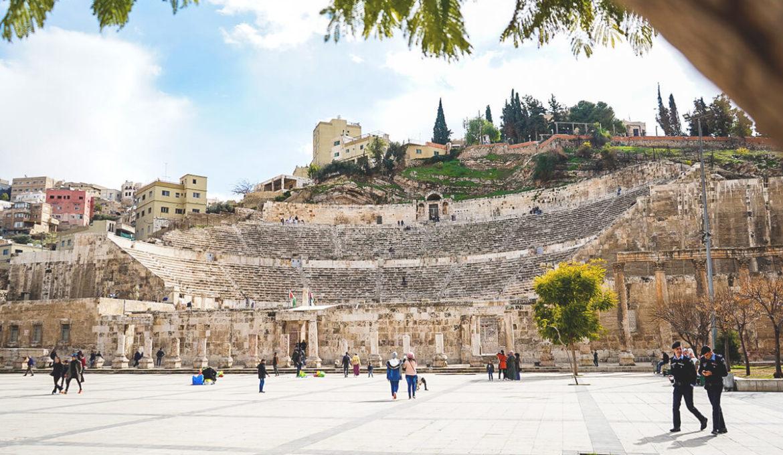 Amman-Sehenswuerdigkeiten-Roemisches-Theater