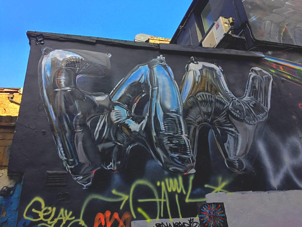 East-London-Grafitti-Tour