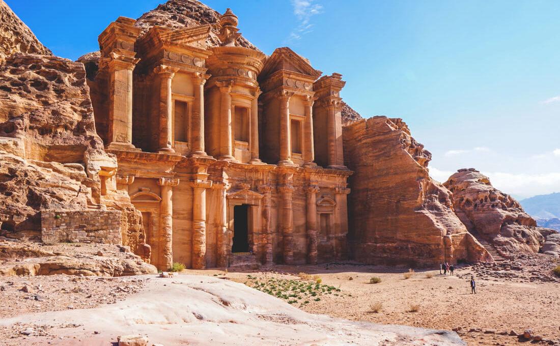Petra in Jordanien – Die top Highlights und unsere besten Tipps