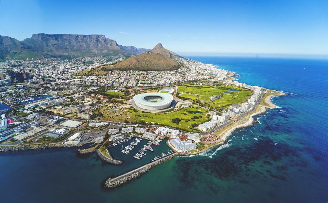 Helikopter Rundflug über Kapstadt – Alle Highlights & Preise