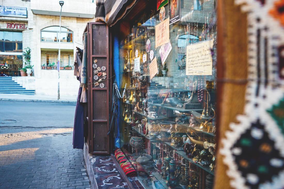 Jordanien-Rundreise-Aqaba-Markt-Souqs