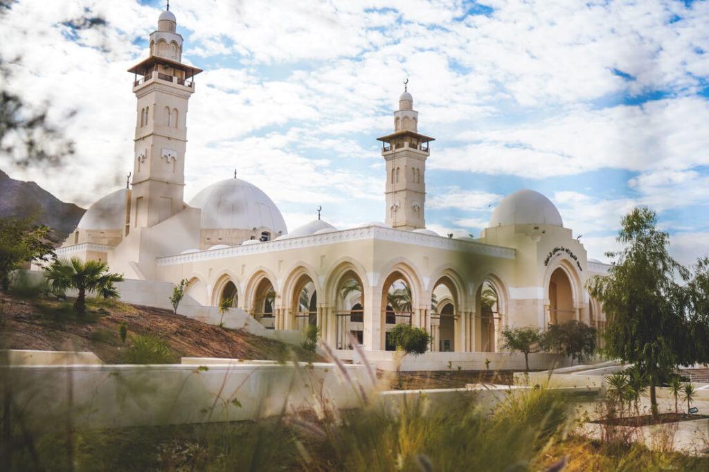 Sicherheit in Jordanien Aqaba Moschee
