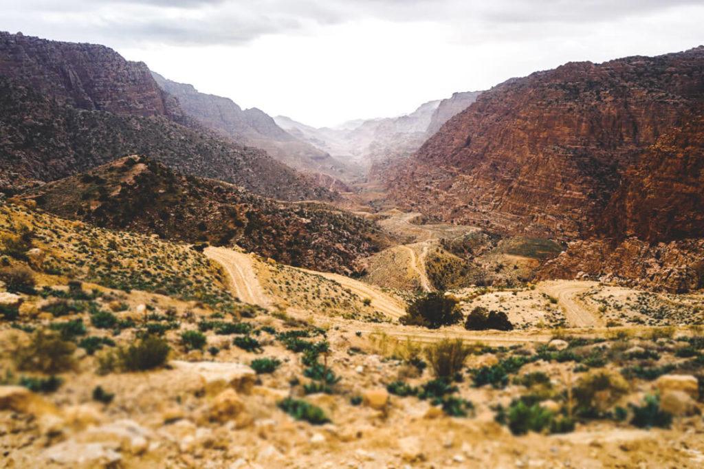 Jordanien-Rundreise-Dana-Biosphaerenreservat-1