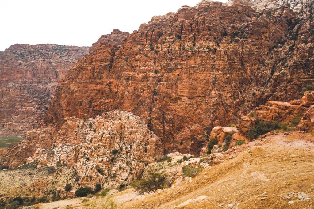 Jordanien-Rundreise-Dana-Biosphaerenreservat