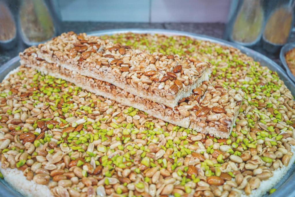 Jordanien-rundreise-Essen-Baklava