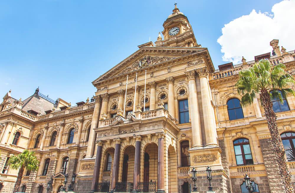 Kapstadt-Sehenswuerdigkeiten-Rathaus