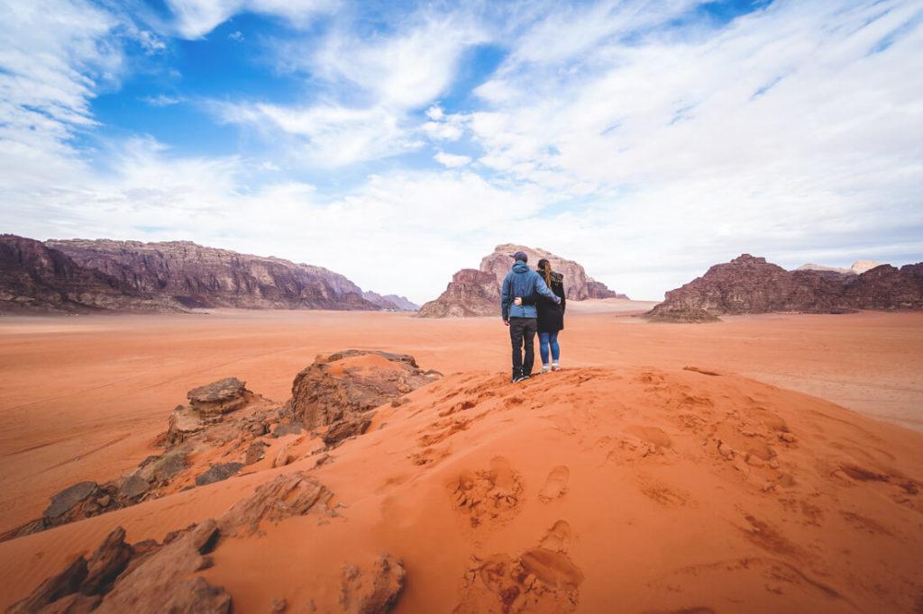 Wadi-Rum-Jordanien-Sandduene